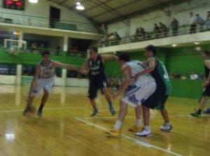 Sportsmen de Rosario bajó a Parque Sur