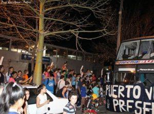 Parque Sur regresó ovacionado a su ciudad