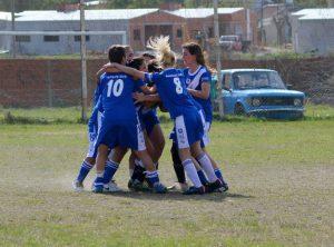Fútbol Femenino: ParqueSur es el campeón del Torneo Apertura