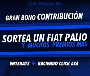 Gran Bono Contribución del Club Parque Sur