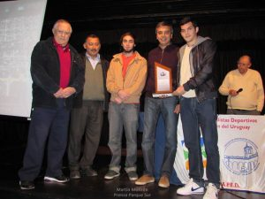 Reconocimiento al Campeón del TF 2014