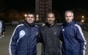 Fútbol: choque entre ParqueSur y AtléticoUruguay