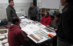 Reunión informativa sobre Natatorio Climatizado del club
