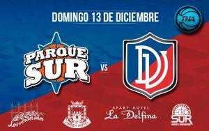 Parque Sur buscará un nuevo triunfo ante Deportivo Viedma