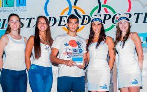 Agustín Richard fue elegido como el Deportista del Año