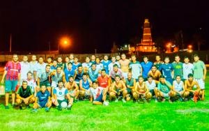 Continúa la pretemporada Sureña en el fútbol