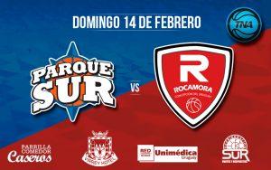 Venta de entradas para el partido de Rocamora