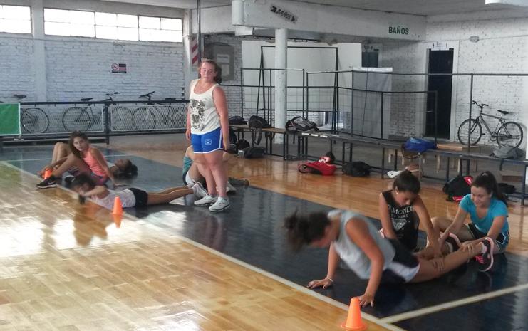 Informaci n liga provincial femenino club parque surclub for Gimnasio parquesur