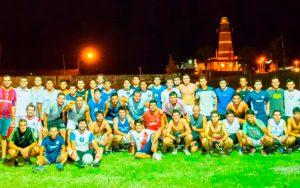 Arranca la Liga de fútbol y el sureño se prepara para enfrentar a Gimansia