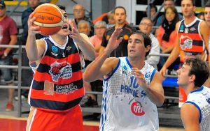 Parque Sur le ganó a Monte Hermoso Basket 76 a 70