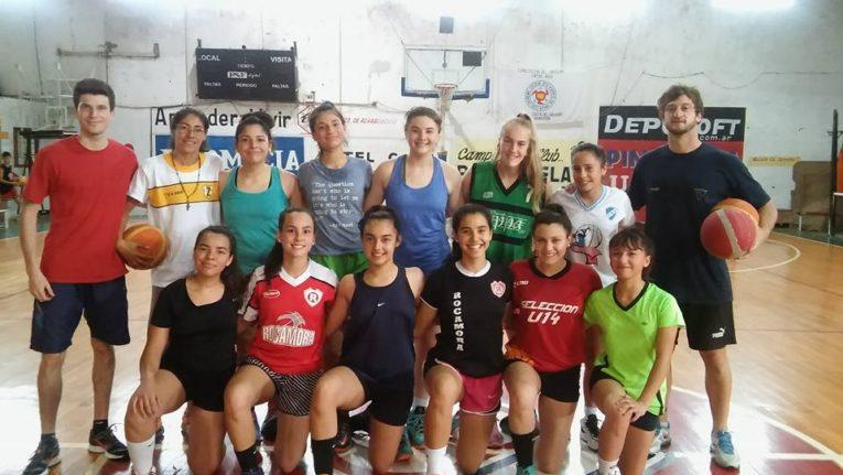 En la preselección uruguayense U13