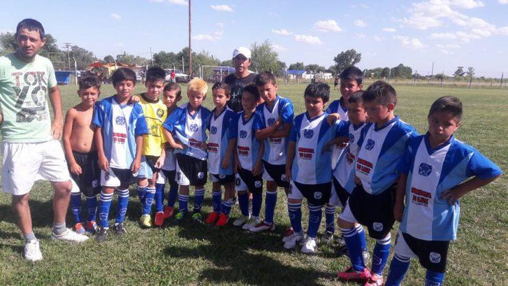 El fútbol infantil sureño en San Justo