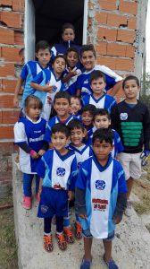 Inscripción abierta para el fútbol infantil