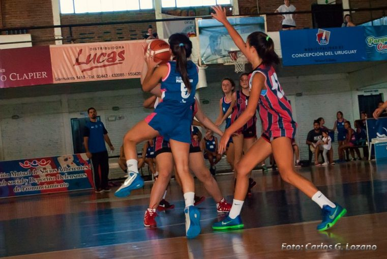 Liga Provincial: Las chicas jugarán en Paraná y los chicos en Gualeguaychú