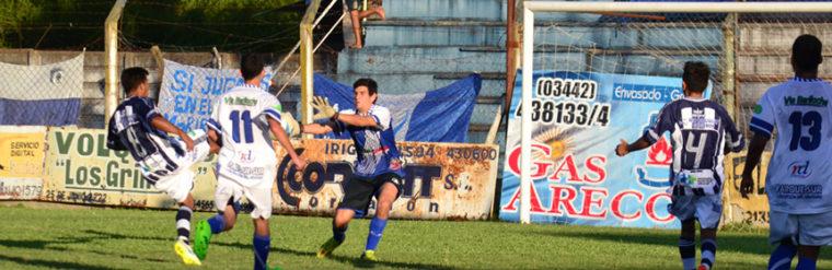 Abultada derrota ante Atlético Uruguay