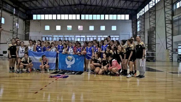 Jugaron las sureñas en Paraná