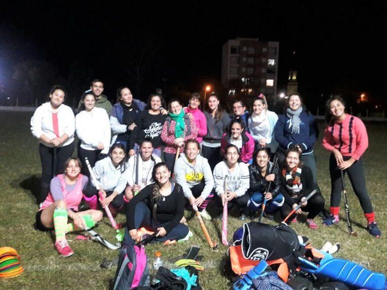 El hockey viaja para jugar en Concordia