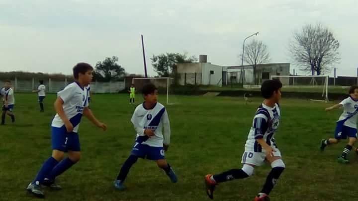 Los gurises debutaron en el Clausura