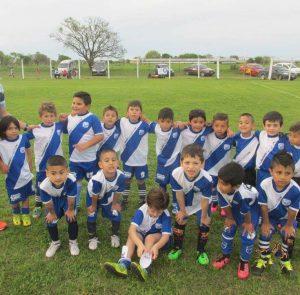 Sábado de fútbol en el Puerto Viejo