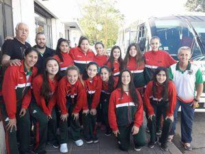 Con la Selección al Argentino U13