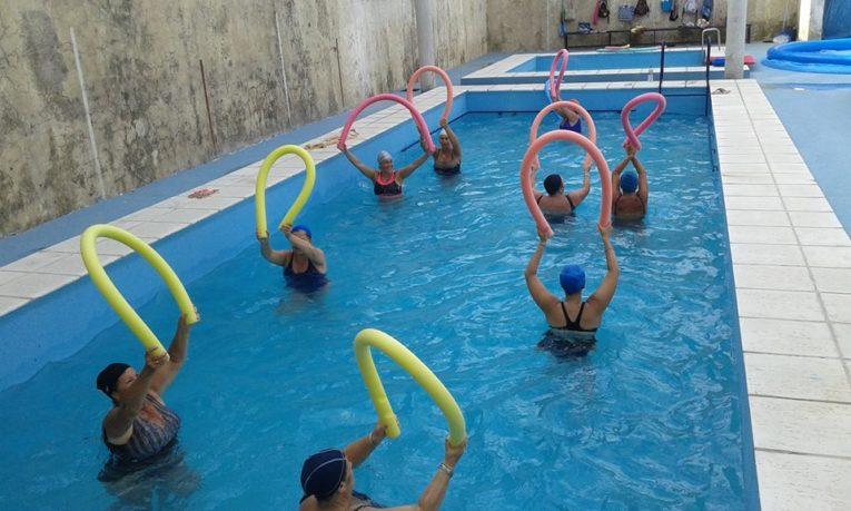 Se vienen las clases de natación