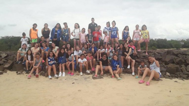 Gracias Vélez Sarsfield por visitarnos!!!