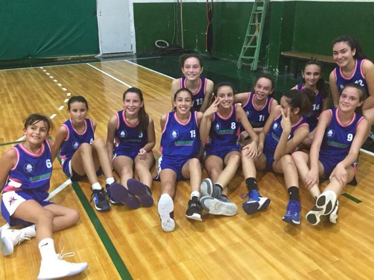 El básquet femenino inicia sus prácticas