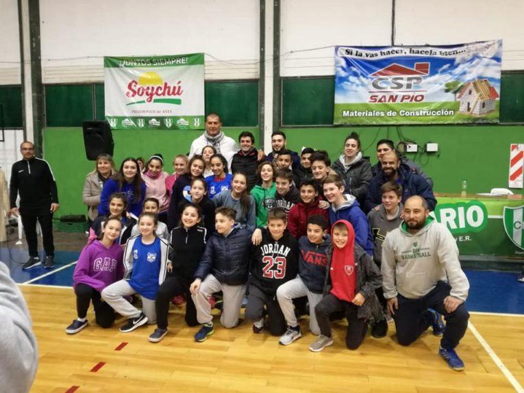 Se realizó el Encuentro de Mini en Gualeguay