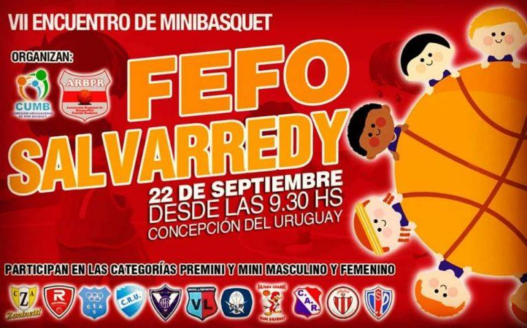 """El club participará del """"Fefo Salvarredy"""""""