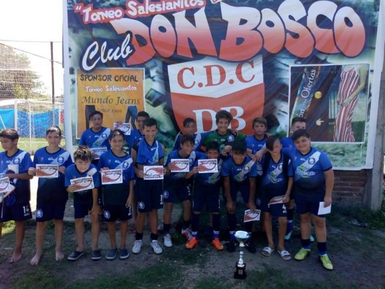 Jugaron el Salesianitos 2019 en Don Bosco