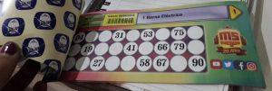 El club palpita el sorteo del Bingo