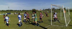 Sábado de fútbol infantil y juvenil por la Liga