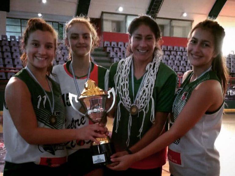Son campeonas argentinas