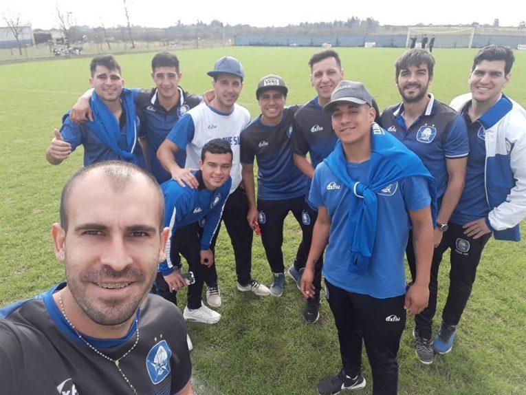 Parque goleó y jugará con Belgrano