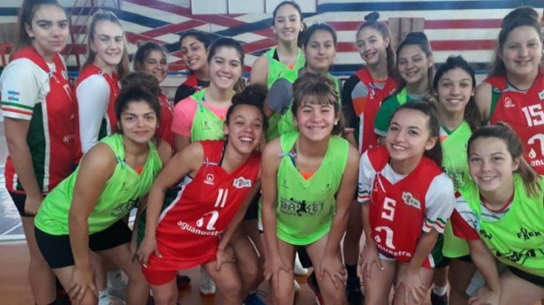 Dos jugadoras sureñas en la Preselección U17 de Entre Ríos