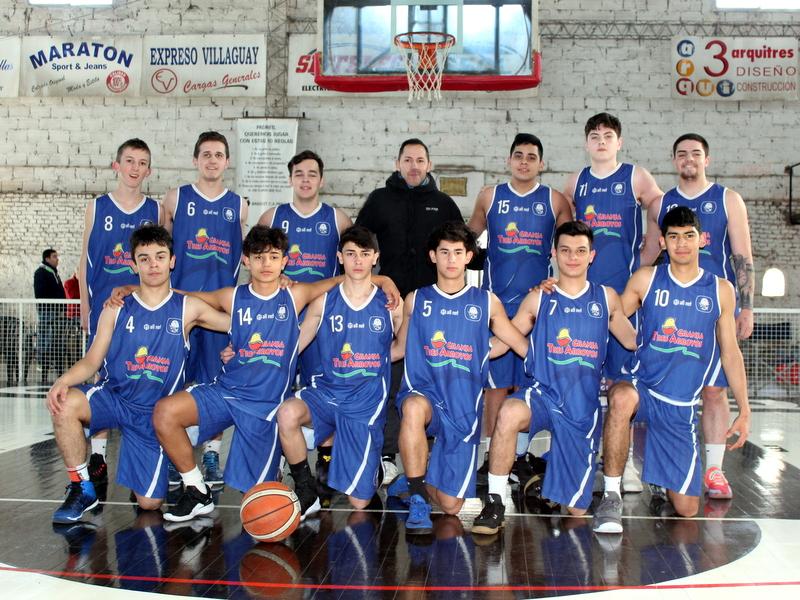 Los equipos U17 por la Liga Provincial