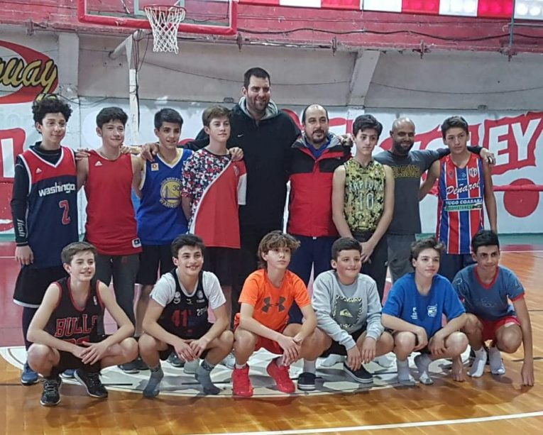 Con Sureños se juega el Entrerriano U13