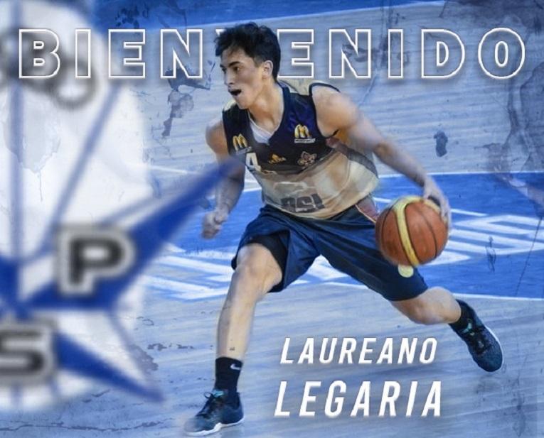 Laureano Legaria ya es base sureño