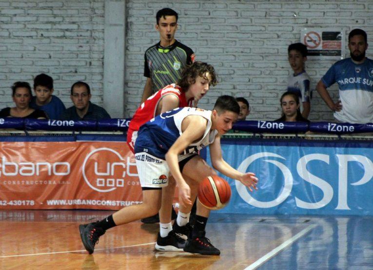 Las semifinales se jugarán en Paraná