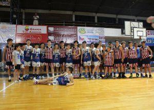 U13 campeones y subcampeones