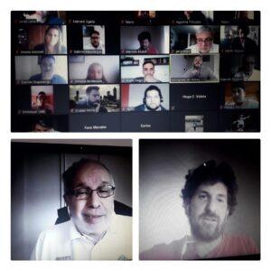 Charla virtual de fotografía de la AdC